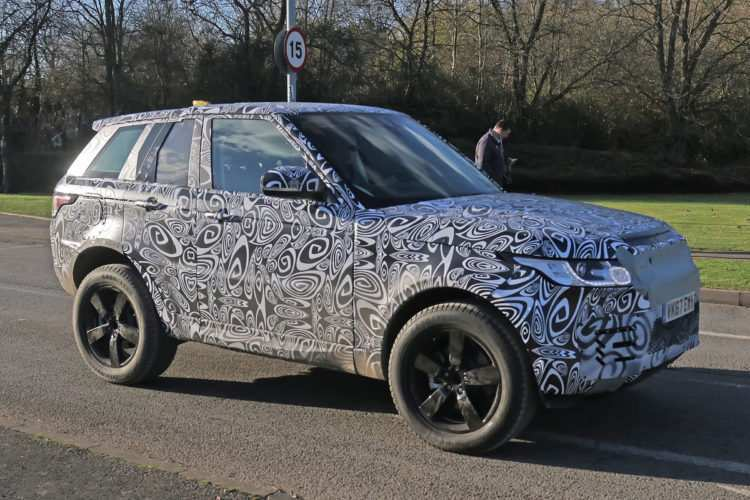 89 A 2020 Land Rover Road Rover Review And Release Date