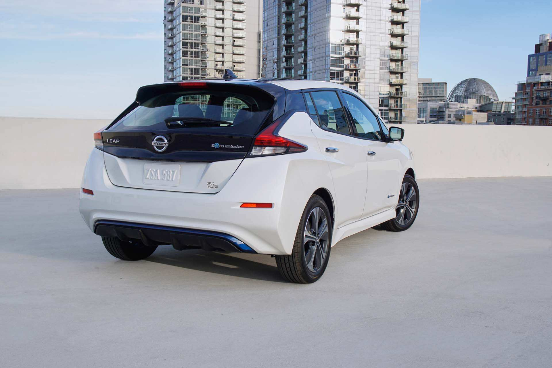 89 A 2020 Nissan Leaf Range New Model And Performance