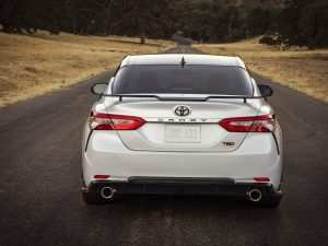 89 A 2020 Toyota Camry Xse Model