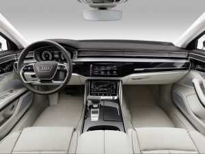 89 A Audi A8 2019 Pictures