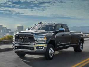 89 A Dodge Ram 3500 Diesel 2020 Wallpaper