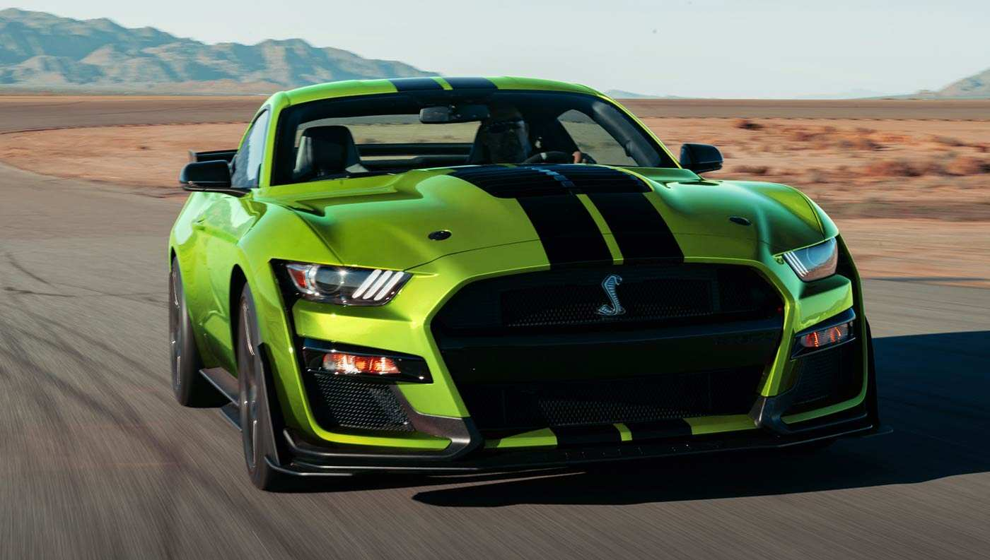 89 A Ford Mustang 2020 Specs