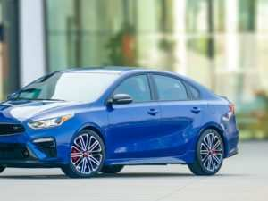 89 A Kia Forte 5 Gt 2020 Spy Shoot