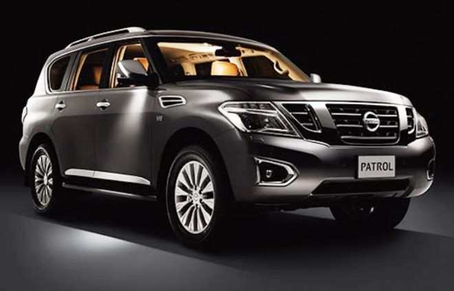 89 A New Nissan Patrol 2019 Price And Review