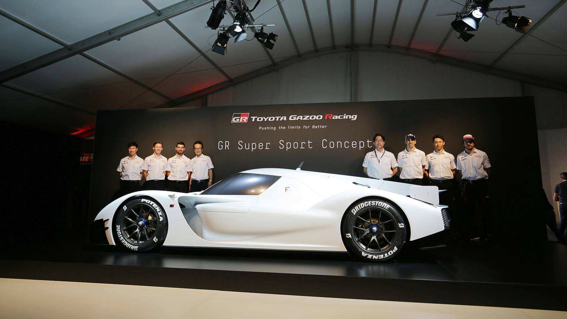 89 A Toyota Wec 2020 Picture