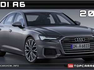 89 All New 2019 Audi A6 Release Date Review