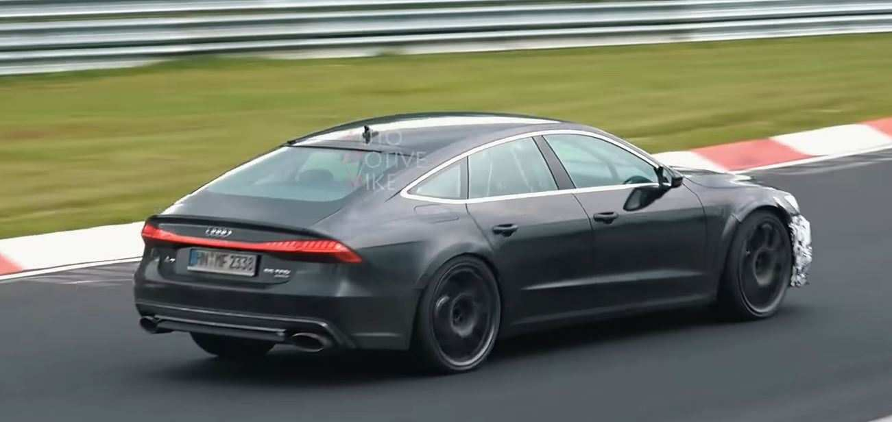 89 All New 2020 Audi S7 Release Date Usa Review