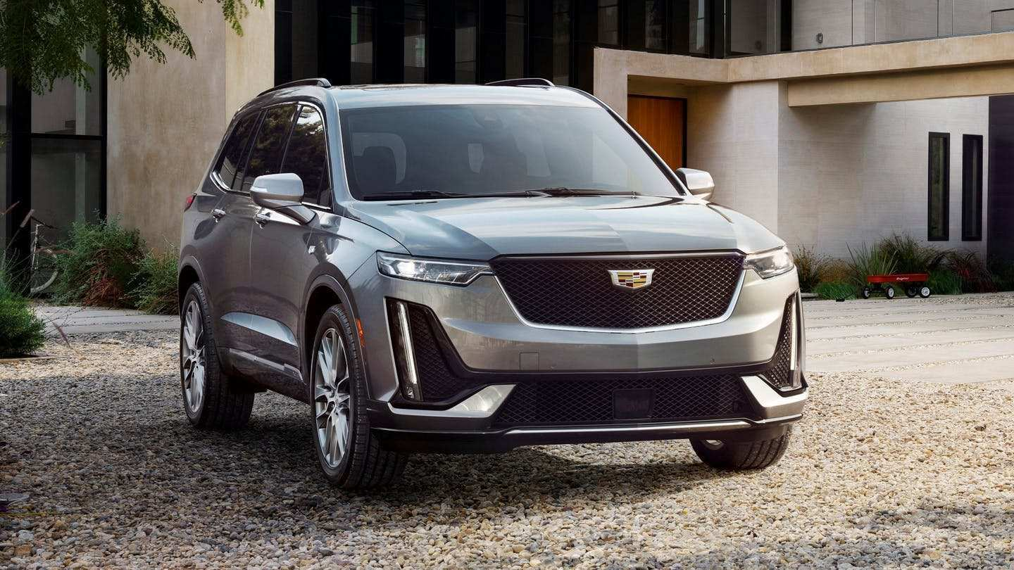 89 All New 2020 Cadillac Xt6 Release Date New Model And Performance