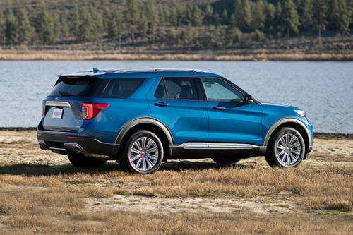 89 All New 2020 Ford Explorer Xlt Price Redesign and Concept