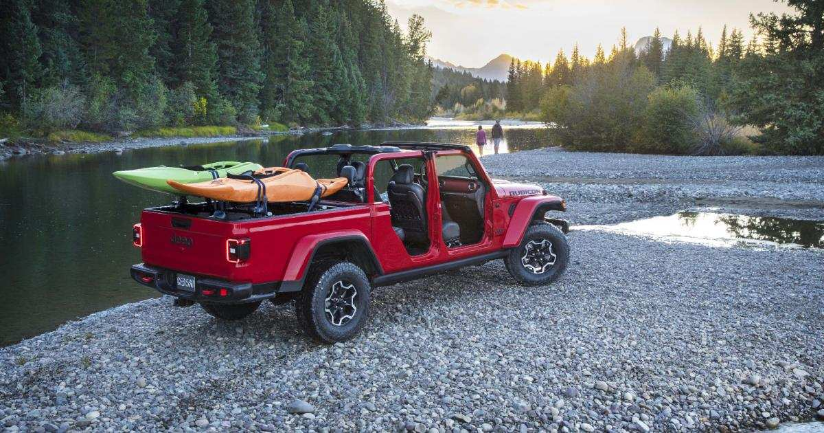 89 All New 2020 Jeep Gladiator Youtube Price