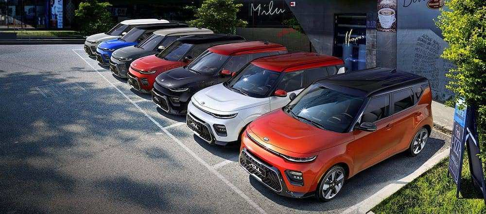 89 All New 2020 Kia Soul Undercover Green History