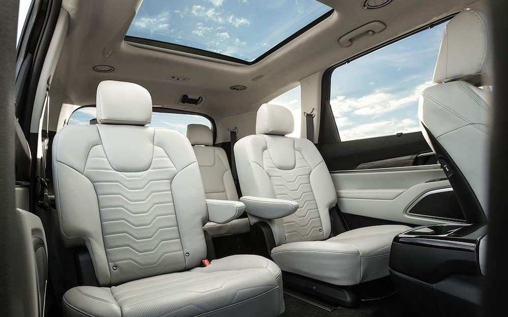 89 All New 2020 Kia Telluride Interior Colors Specs And Review