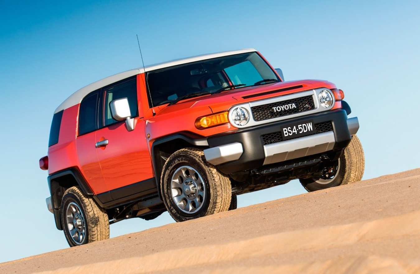 89 All New 2020 Toyota Fj Specs And Review