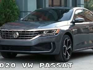 89 All New 2020 Volkswagen Passat Review Research New