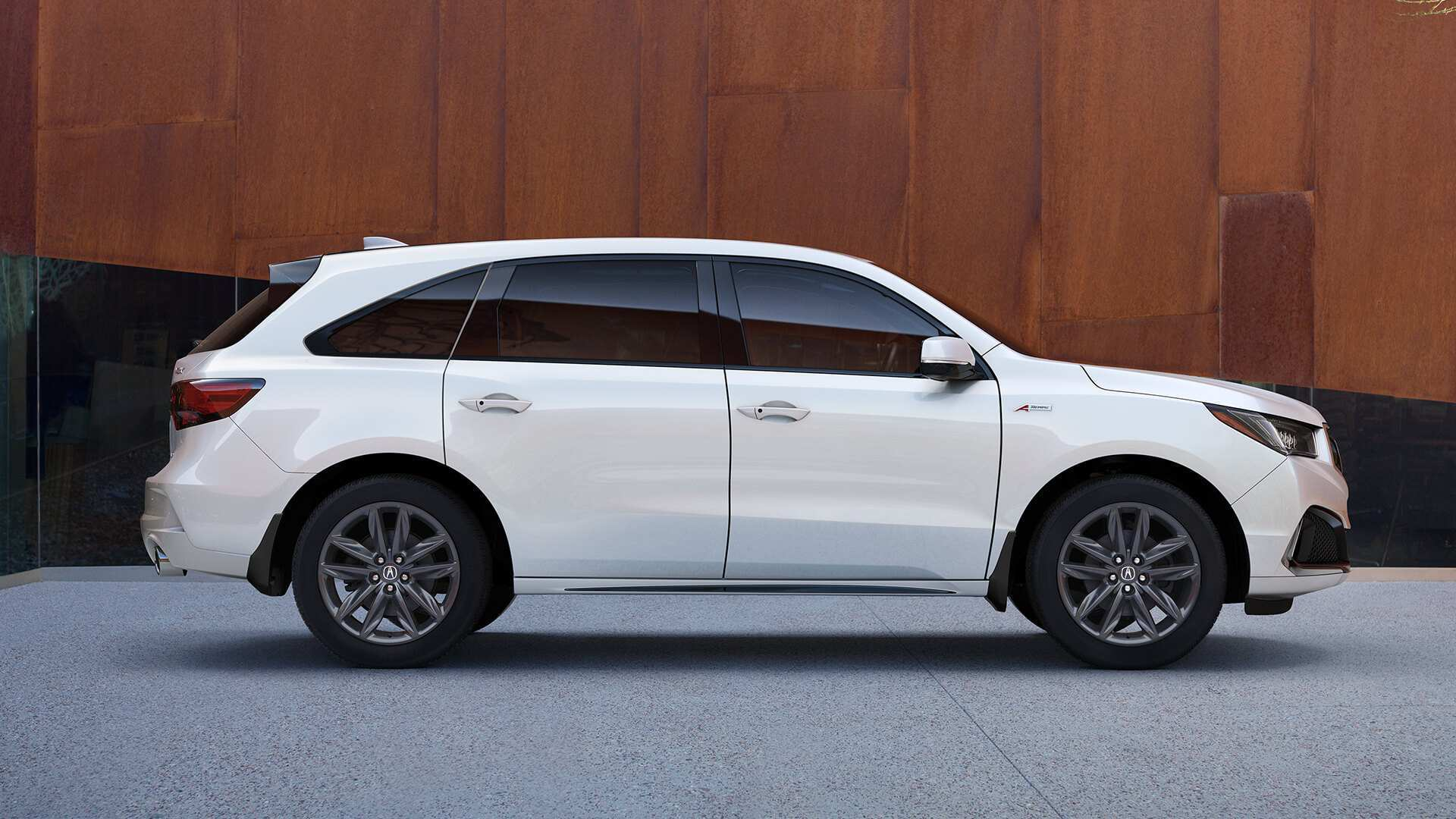 89 All New Acura Canada 2020 Mdx Redesign And Review
