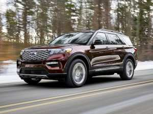 89 All New Ford Aviator 2020 New Concept