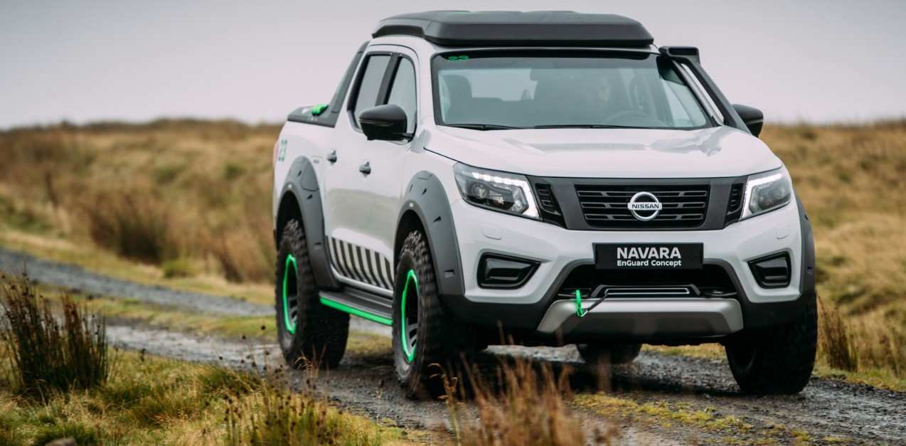 89 All New Nissan Frontier 2020 Redesign Overview