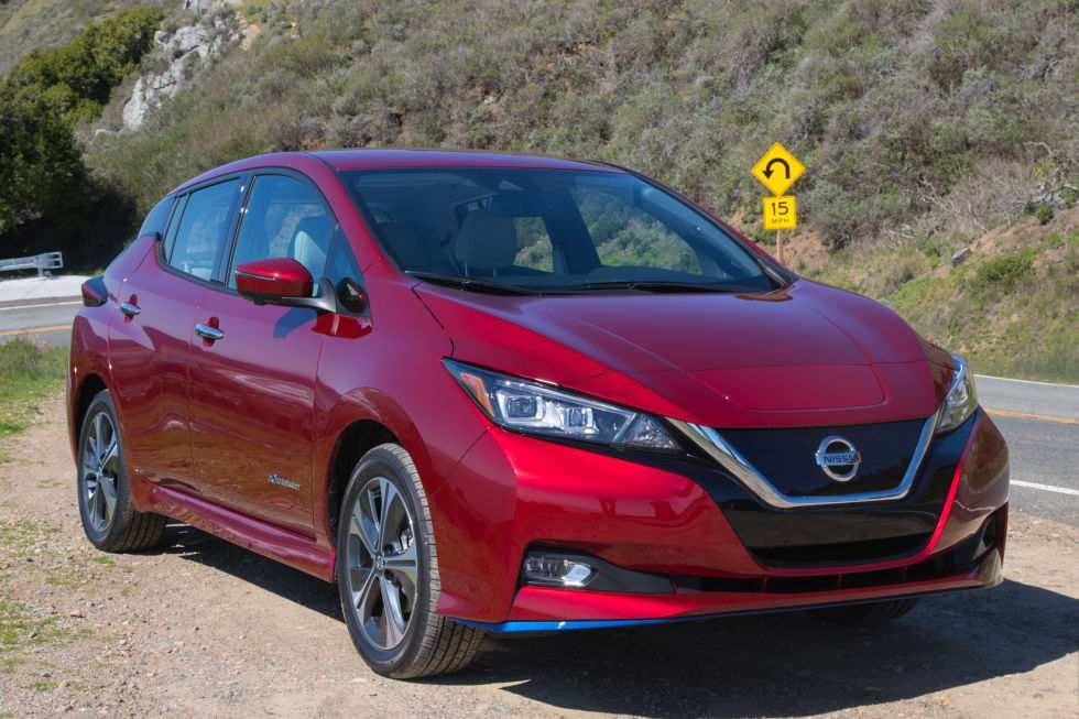 89 All New Nissan Leaf 2019 Review Picture
