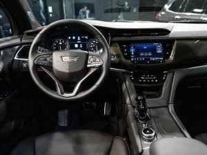 89 All New Pictures Of 2020 Cadillac Xt6 Ratings