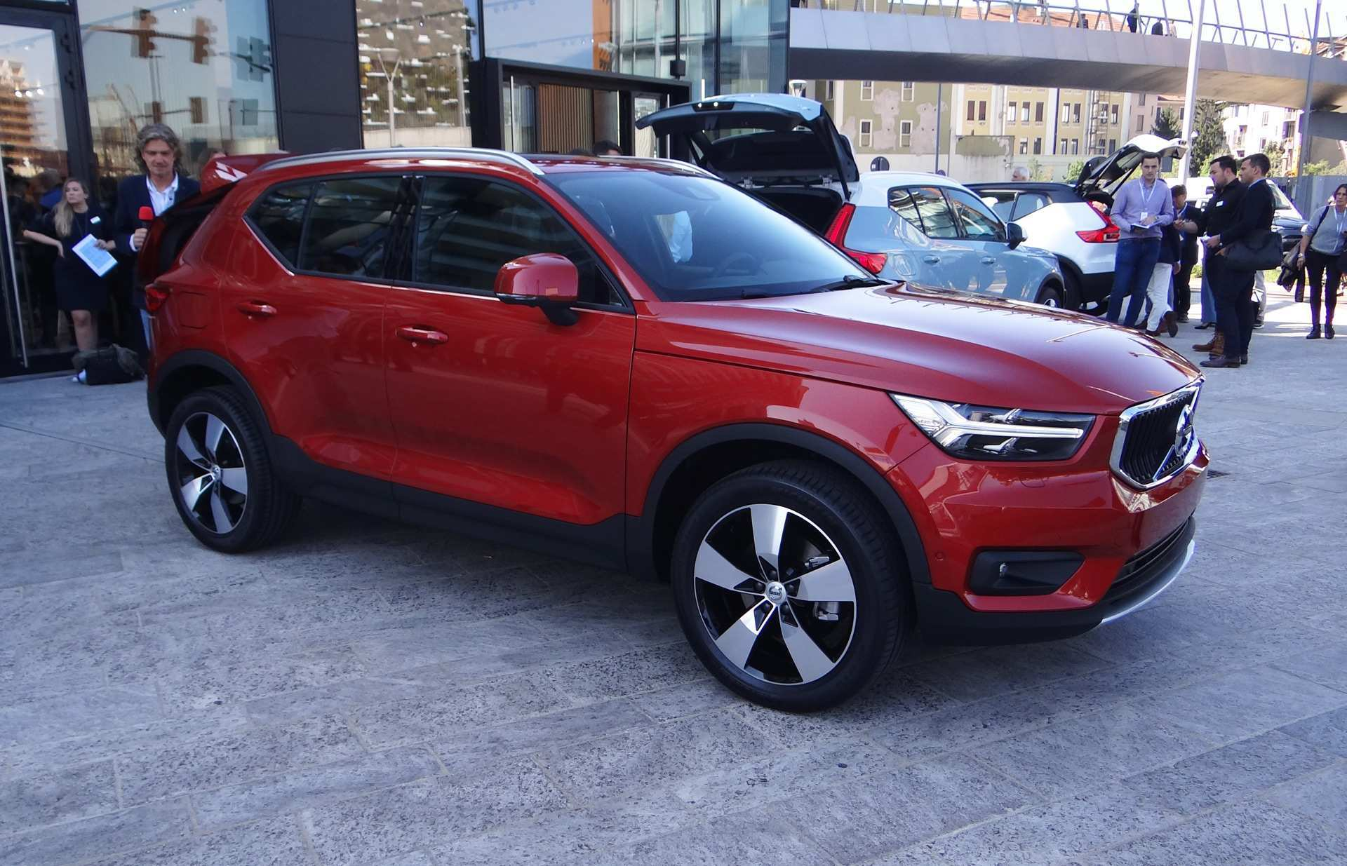 89 All New Volvo 2019 Electric Car Exterior And Interior