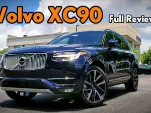 89 All New Volvo Cx90 2019 Images