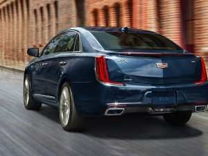89 All New Will There Be A 2020 Cadillac Xts Concept and Review