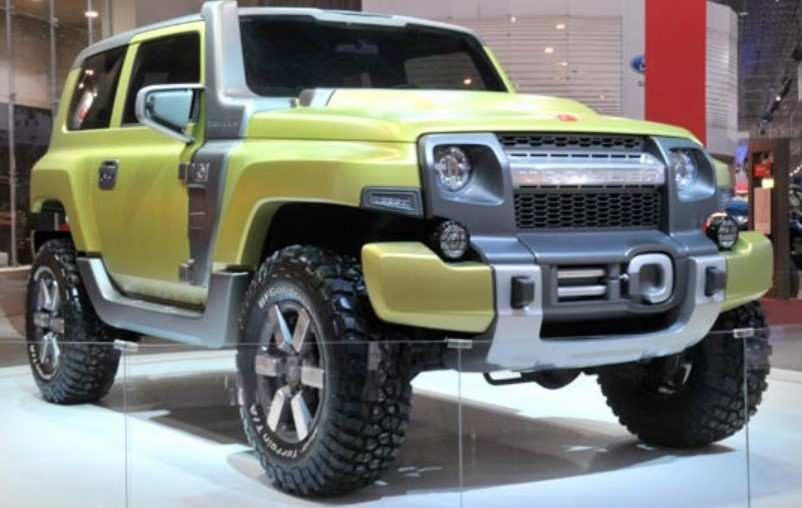 89 Best 2020 Toyota Fj Cruiser New Concept
