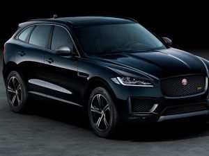 89 Best Jaguar F Pace New Model 2020 Spy Shoot