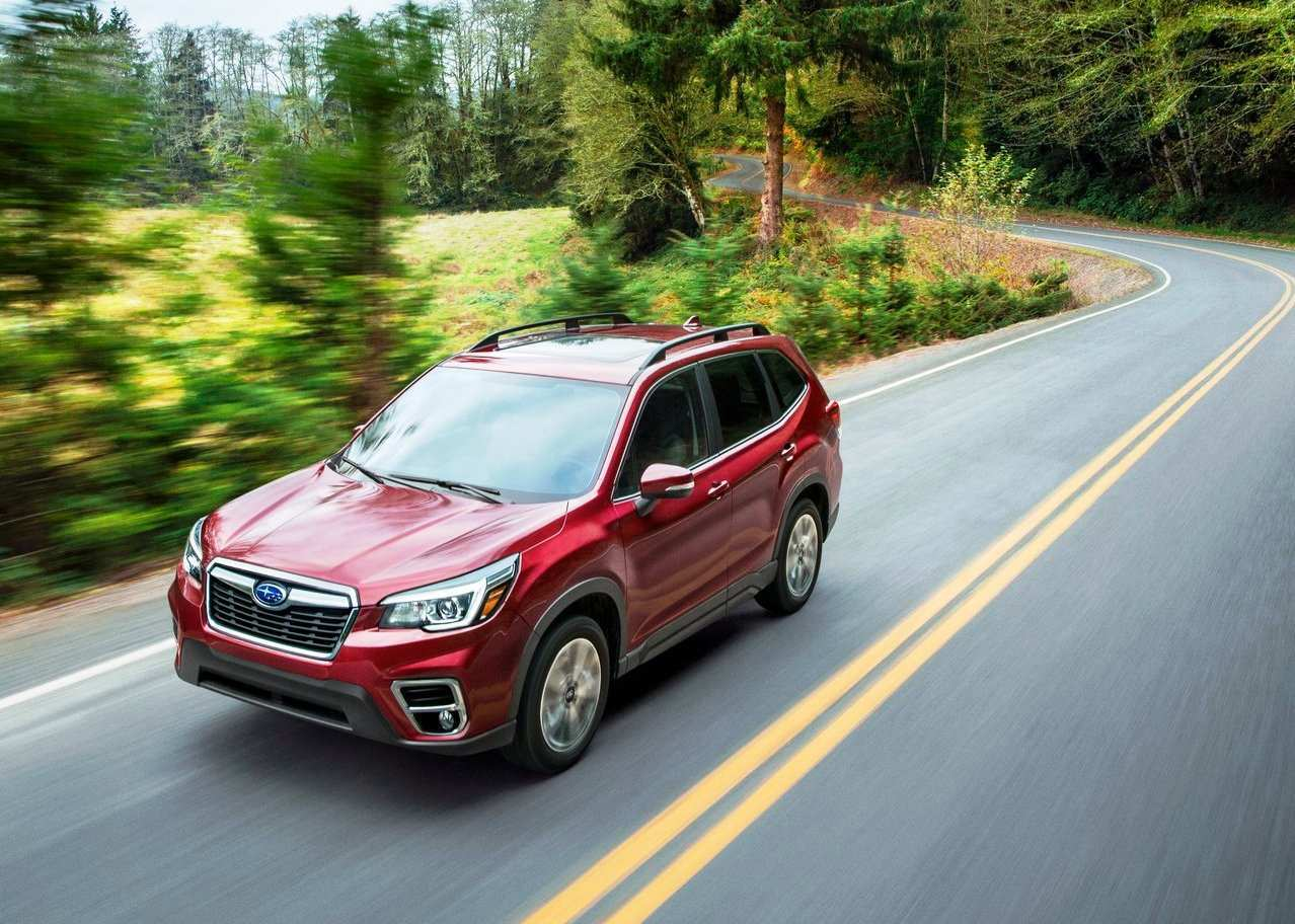 89 Best Subaru Forester 2020 Review New Concept