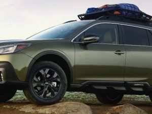 89 Best Subaru Outback 2020 Review Price