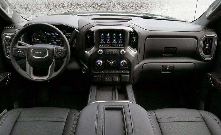 89 New 2019 Gmc 1500 Interior Review And Release Date