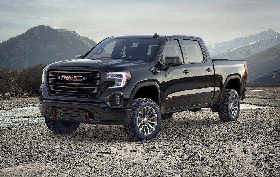 89 New 2019 Gmc Sierra Rendering New Concept