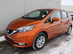 89 New 2019 Nissan Versa Note History