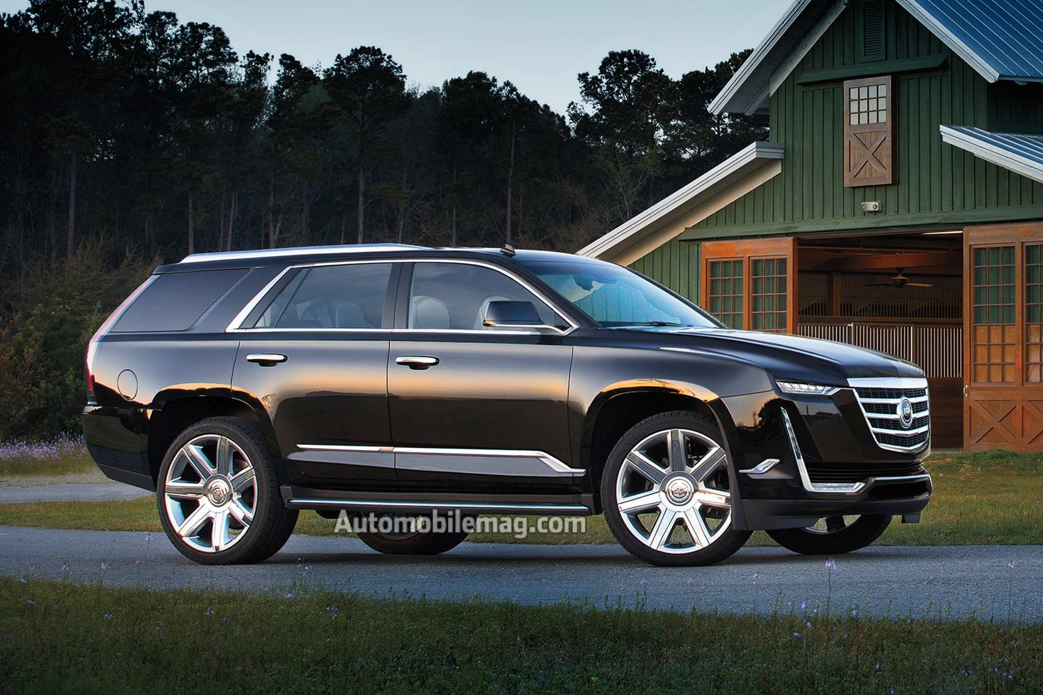 89 New 2020 Cadillac Escalade White Review And Release Date