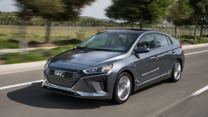 89 New 2020 Hyundai Ioniq Overview