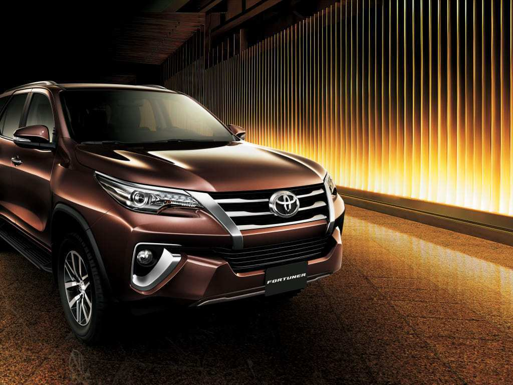 89 New Fortuner Toyota 2019 Images