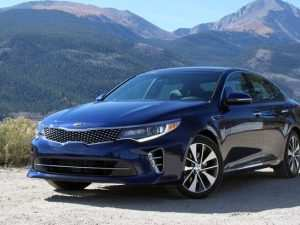 89 New Kia Optima 2020 Redesign Speed Test