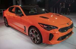 89 New Kia Stinger 2020 Research New