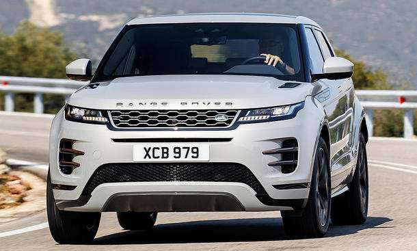 89 New New Land Rover Evoque 2019 Pictures