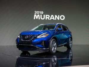 89 New Nissan Murano 2020 Model Concept and Review