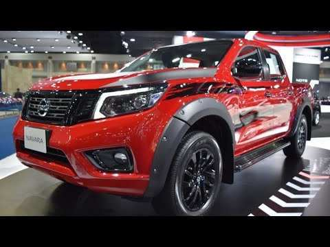 89 New Nissan Pickup 2020 Picture