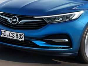 89 New Opel Astra 2020 Release Date Images
