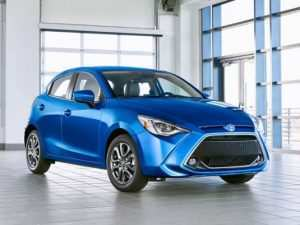 89 New Toyota Yaris 2020 Uk Configurations