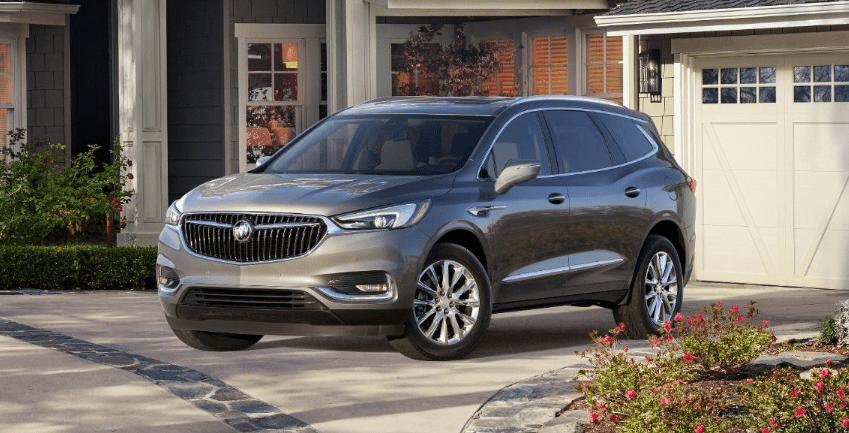 89 New What Will The 2020 Buick Enclave Look Like Photos