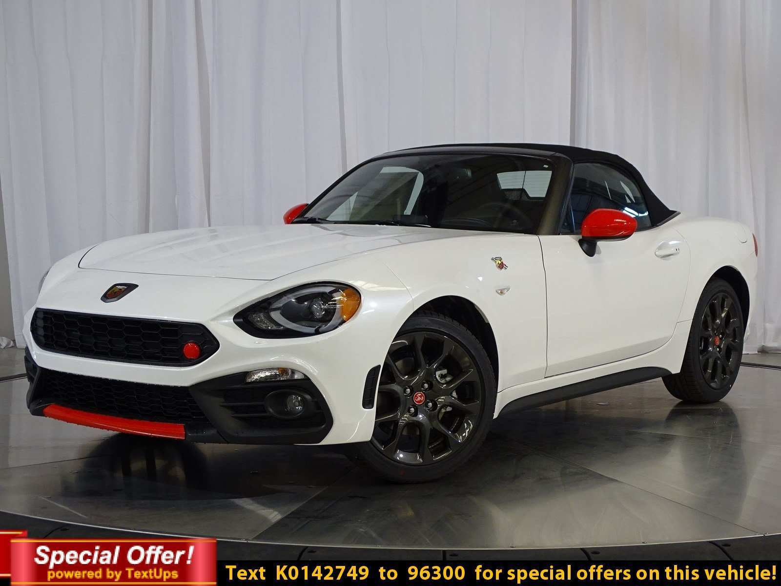 89 The 2019 Fiat Spider Abarth Redesign
