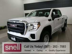 2019 Gmc Regular Cab