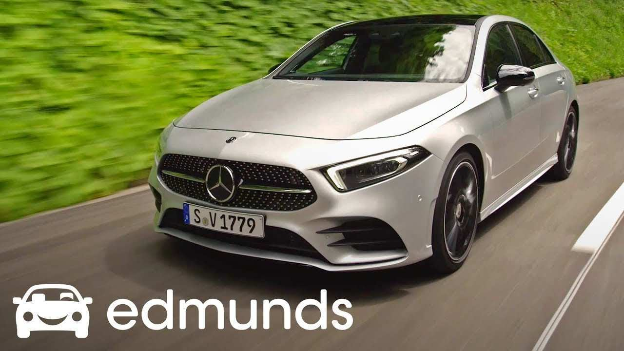 89 The 2019 Mercedes A Class Usa Redesign And Concept