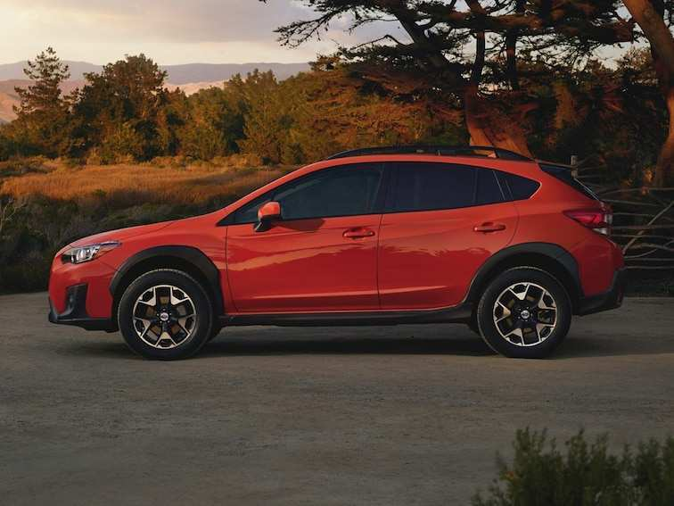 89 The 2019 Subaru Crosstrek Colors Reviews