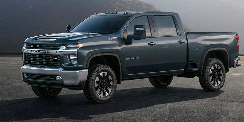 89 The 2020 Gmc 2500 New Body Style Style