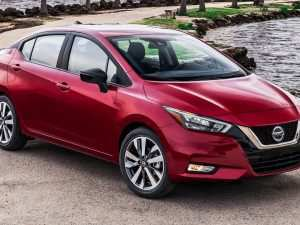 89 The 2020 Nissan Versa Review and Release date